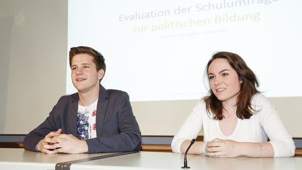 Evaluation der Schulumfrage