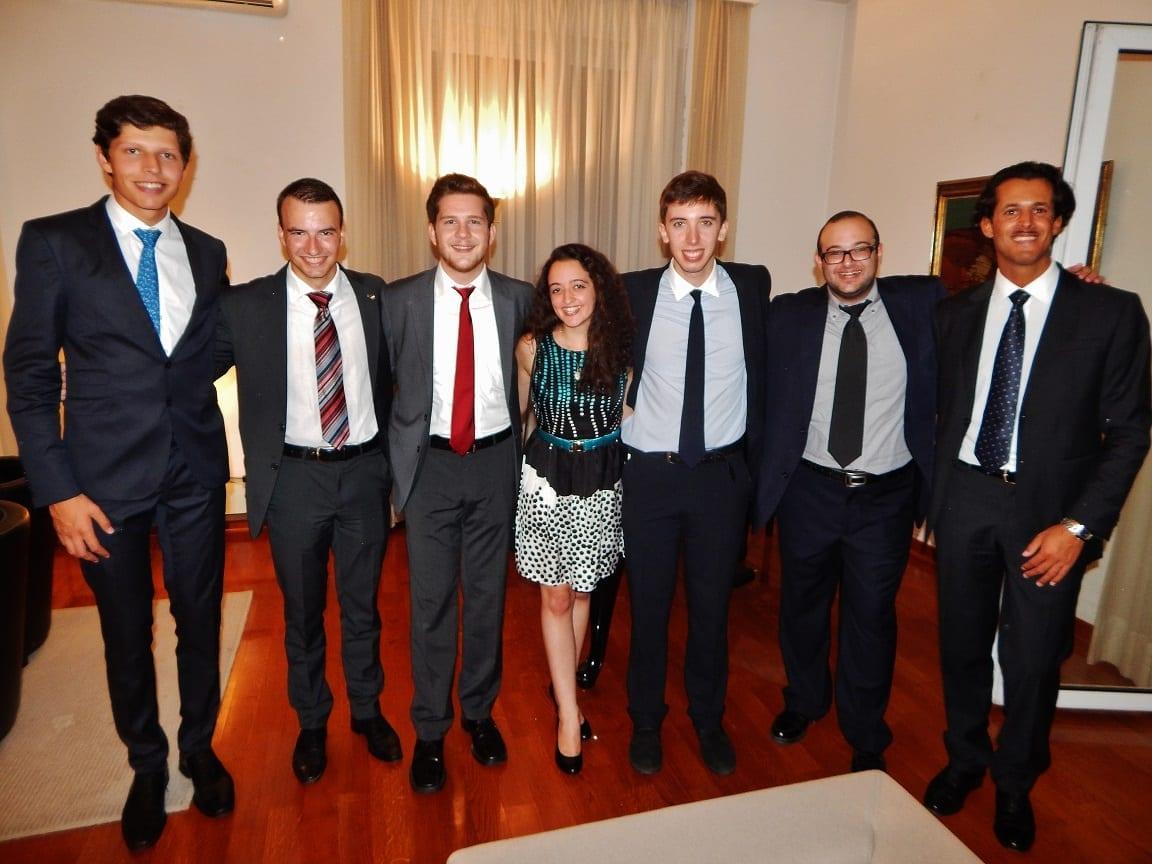 Teilnahme an Konferenz mit OSZE-Staaten