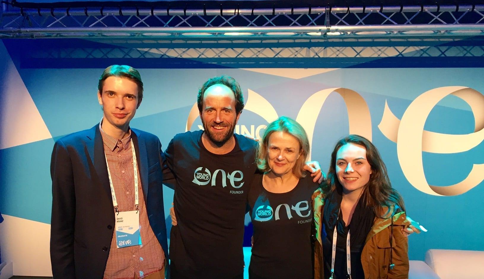 Blogbeitrag – One Young World