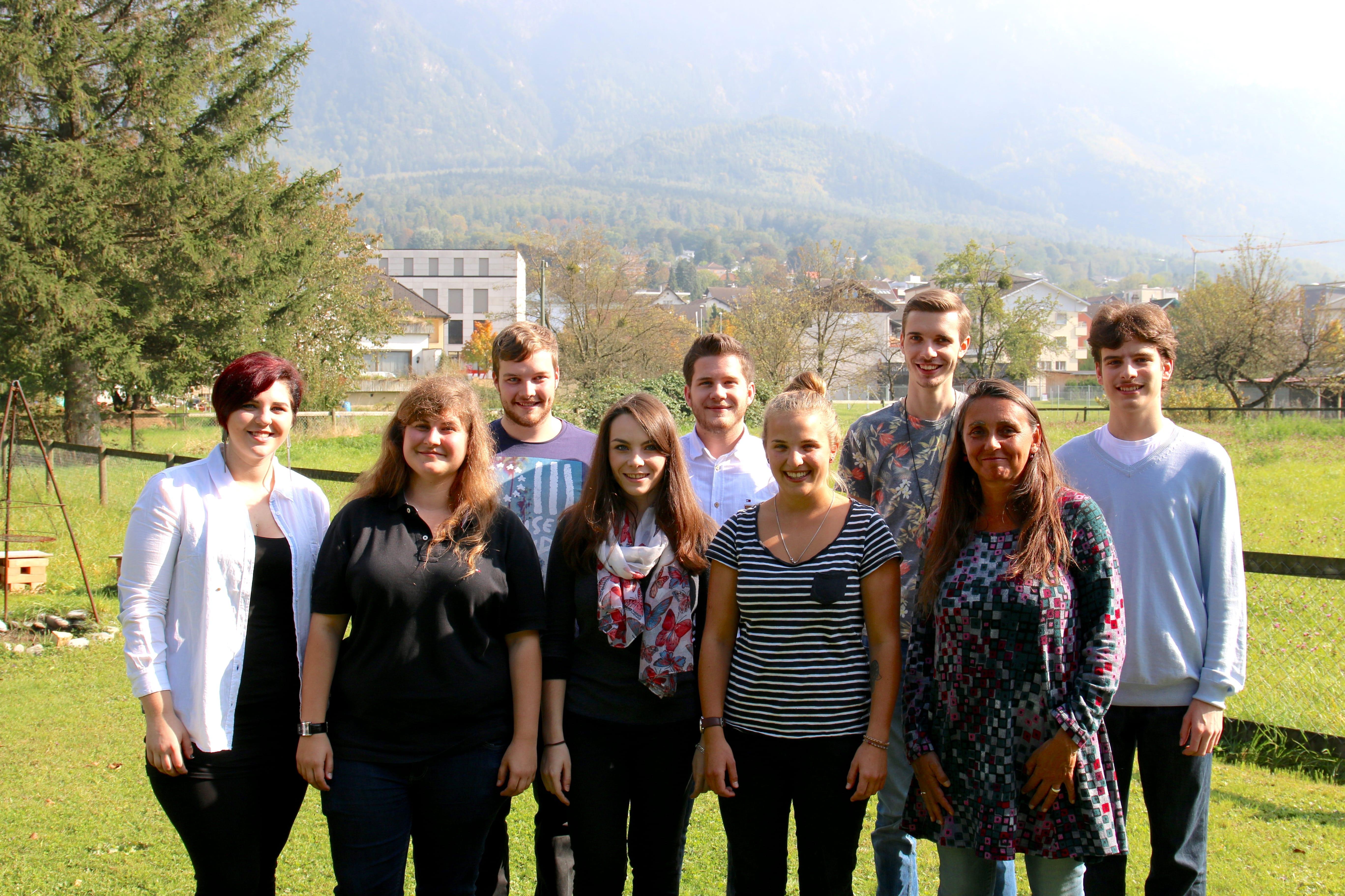 Austausch mit angehendem Jugendparlament der Stadt Bern