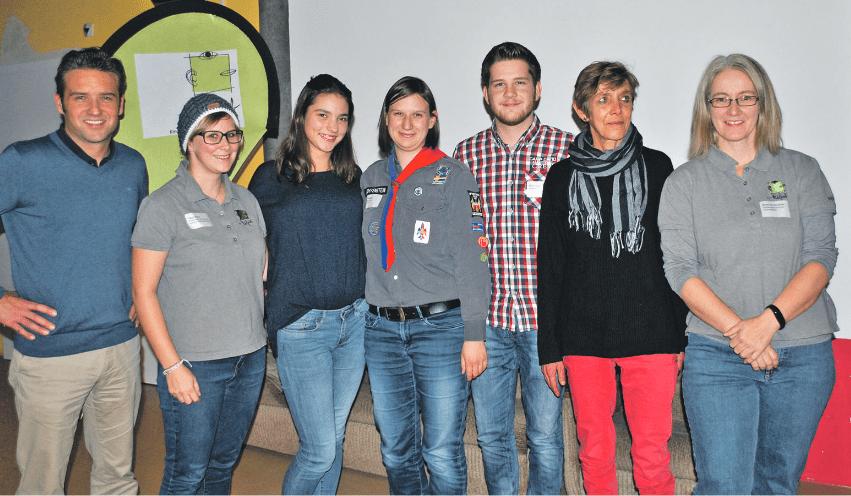 Brian Haas im Kinder und Jugendbeirat
