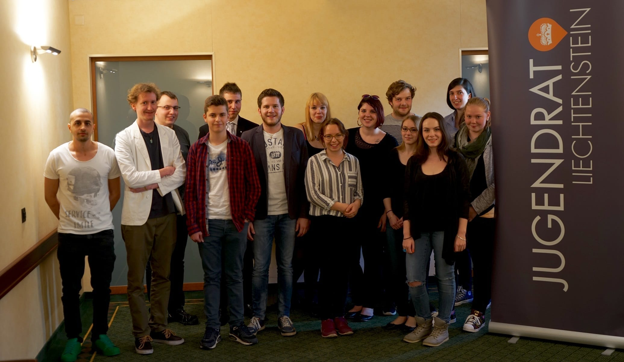 Jugendrat in Liechtenstein zieht Bilanz und blickt nach vorne