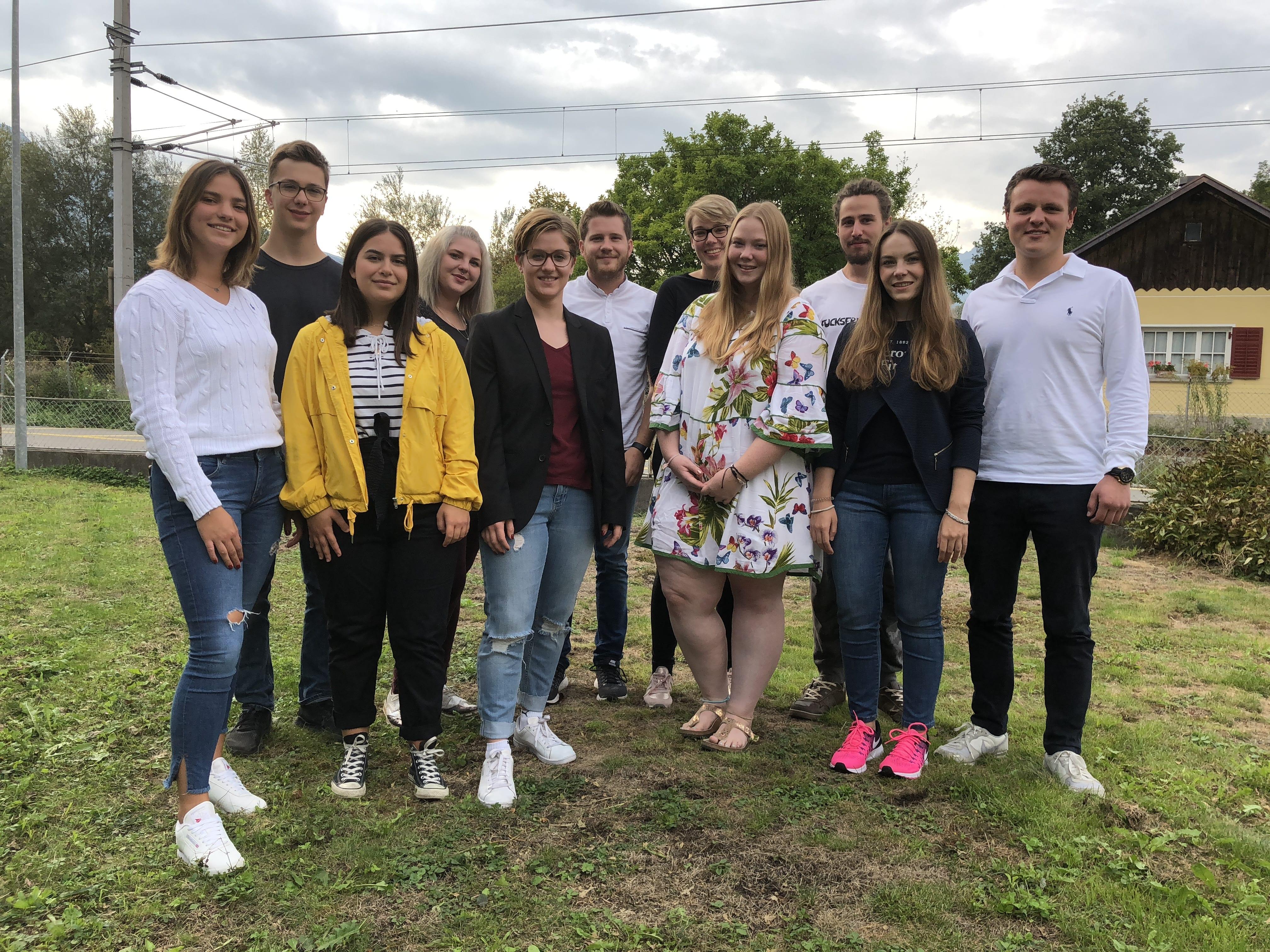 Grosse Pläne beim Jugendrat Liechtenstein