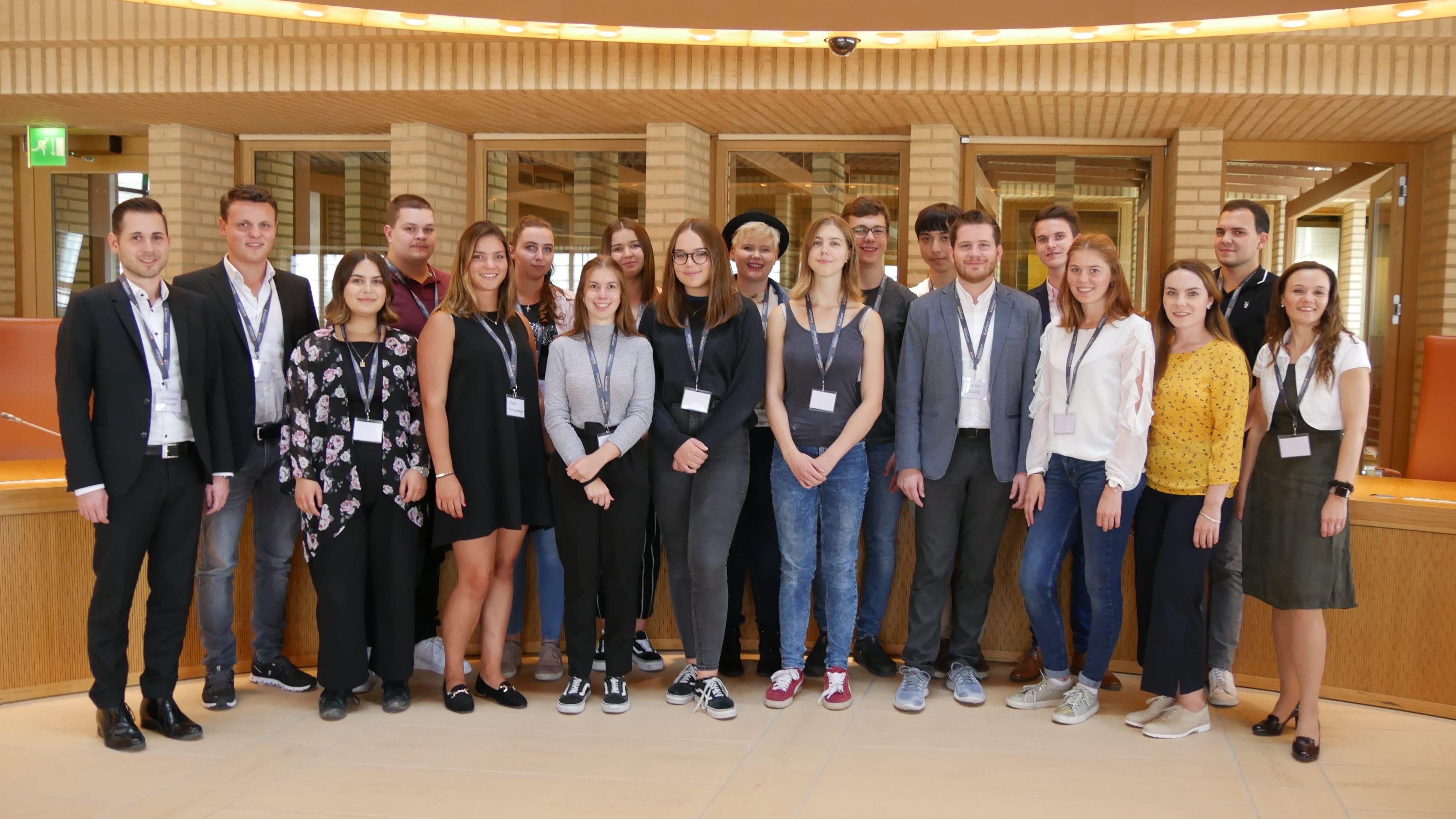 4. Jugendsession zu Klimaschutz und Digitalisierung